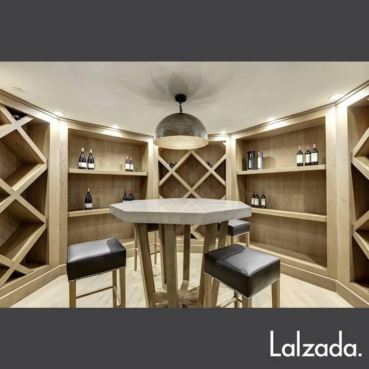 Cave à vin de style  par Lalzada