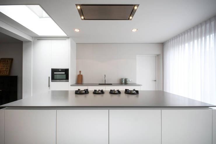 Keuken Kaatsheuvel:  Keuken door Ecker Keukens en Interieur