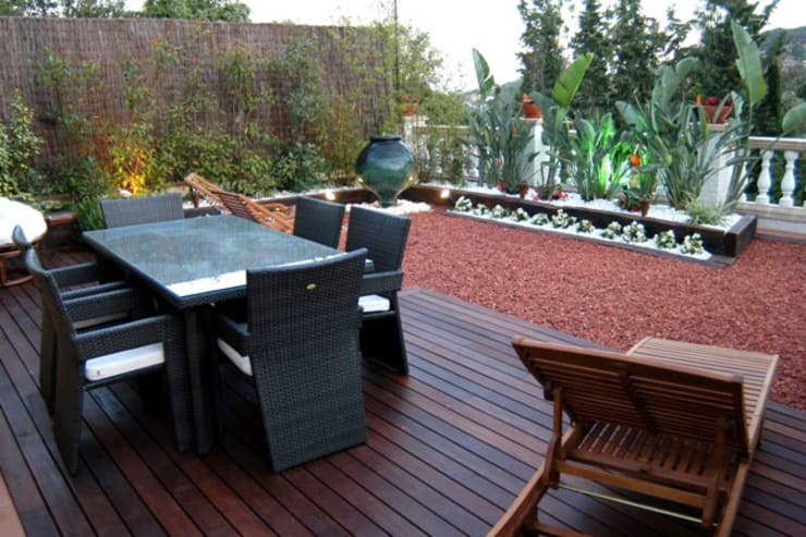 حديقة تنفيذ jardinista