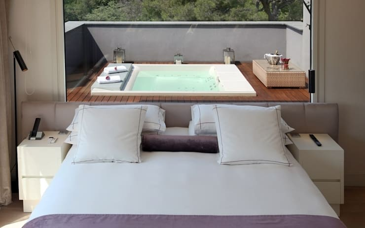 Kamar Mandi oleh TONO BAGNO | Pasión por tu baño, Rustic