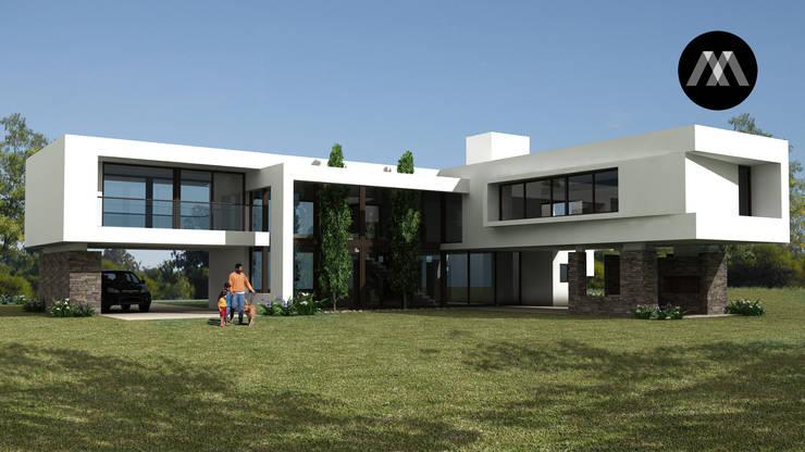 Houses by JAMStudio