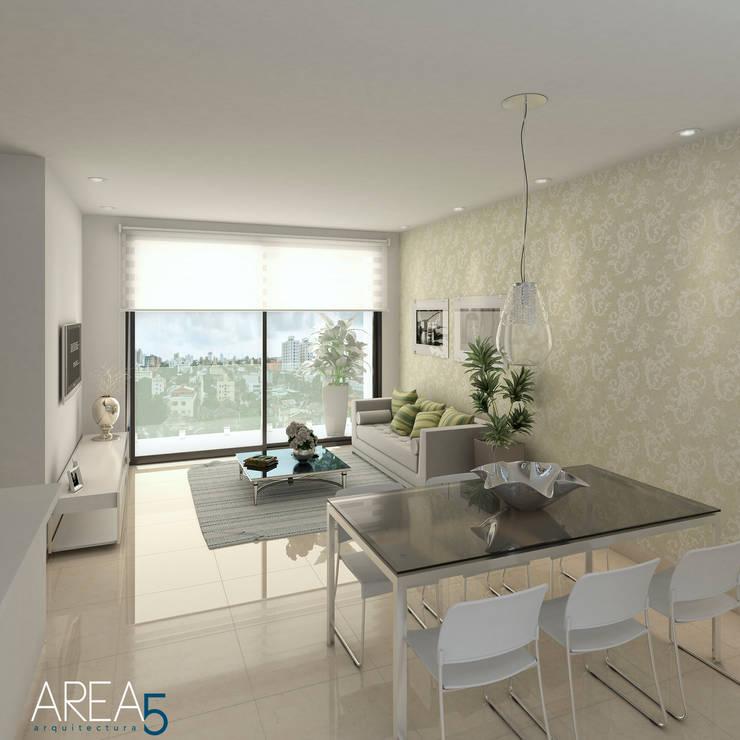 Decoraci n de apartamentos peque os barato con mucho ingenio for Colores para apartamentos pequenos