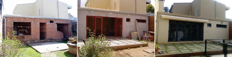 Reformas Vivienda en Tafi Viejo: Casas de estilo  por D&D Arquitectura