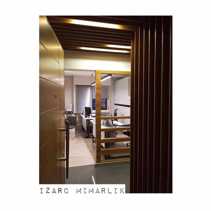 İZARC MİMARLIK – CROWE HORWATH FINANCIAL CONSULTANT OFFICE PROJECT:  tarz