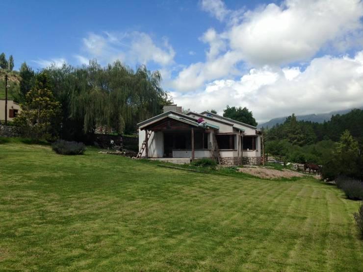 Casa de Huespedes – <q>SR</q> Casas rurales de Comma - Oficina de arquitectura Rural