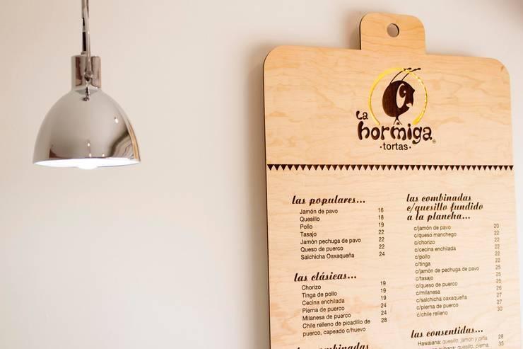 La hormiga Tortas: Cocina de estilo  por Additivo al diseño