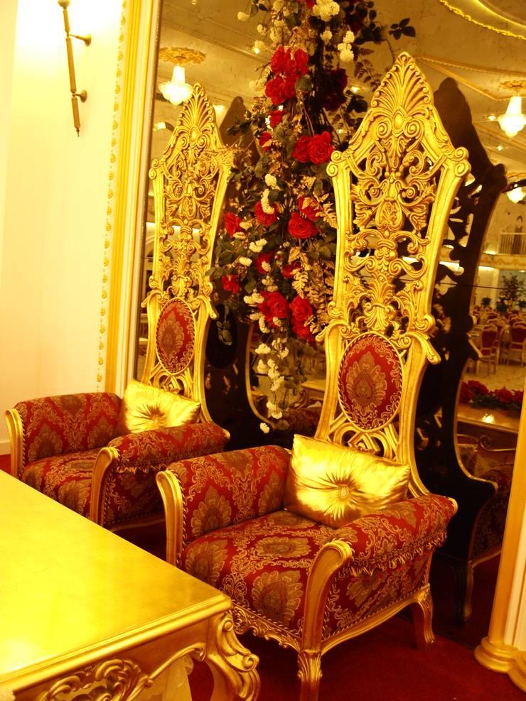 Sonmez Mobilya Avantgarde Boutique Modoko – Het Paleis:  tarz Yemek Odası