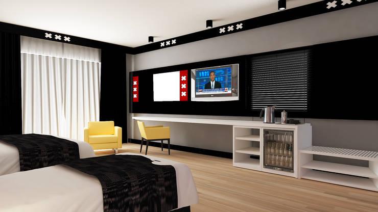 VRLWORKS – hotel room:  tarz Oteller