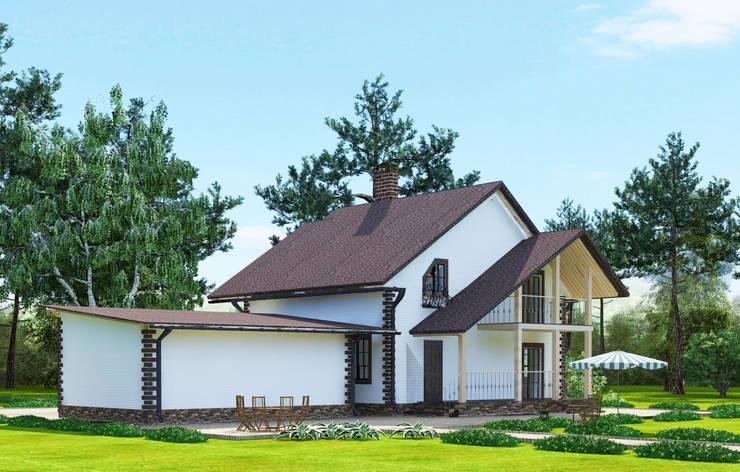 eclectic Houses by Садовникова Наталья Евгеньевна