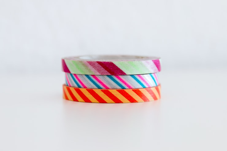 Washi Tape:  Household by Pamela Kilcoyne - Homify