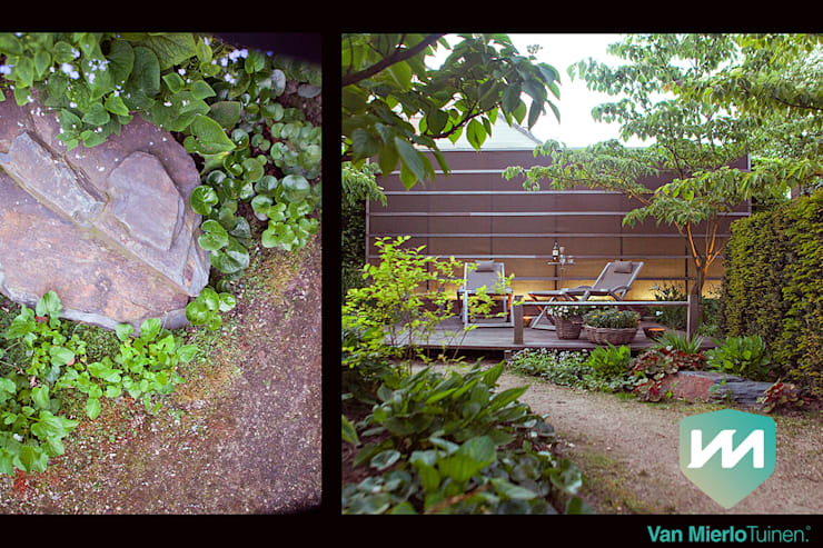 Vườn theo Van Mierlo Tuinen | Exclusieve Tuinontwerpen,