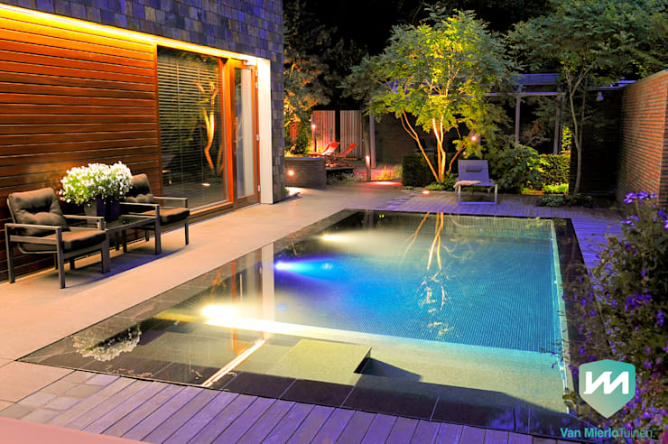 Solar Lampen Tuin : Een sprookjesachtige sfeer in de tuin met solar verlichting