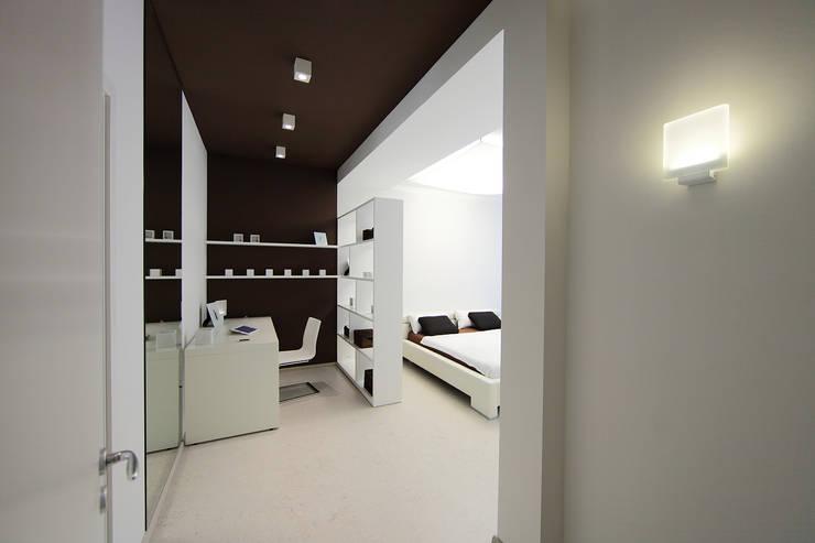 nadine buslaeva interior design의  침실