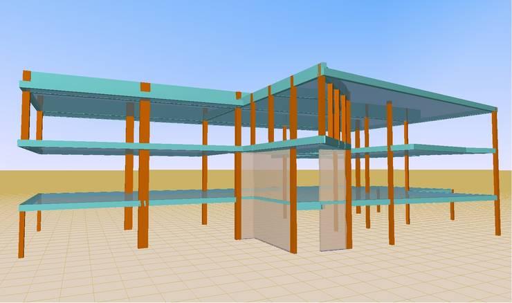 Modelo Estructural:  de estilo  por Innovare