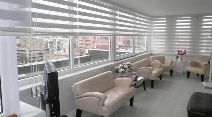 semih yapı dekorasyon – Semih Yapı Dekorasyon:  tarz Pencere, Modern