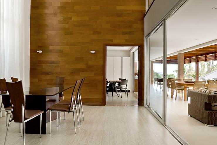 Comedores de estilo  por DG Arquitetura + Design