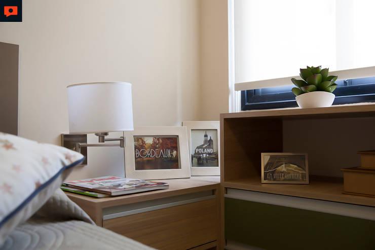 Bedroom by Sebastian Alcover - Fotografía, Modern