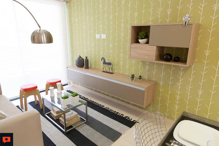 Living room by Sebastian Alcover - Fotografía, Modern