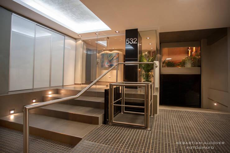 Trabajo para el estudio de Arquitectura LINK Inversiones.: Casas de estilo moderno por Sebastian Alcover - Fotografía