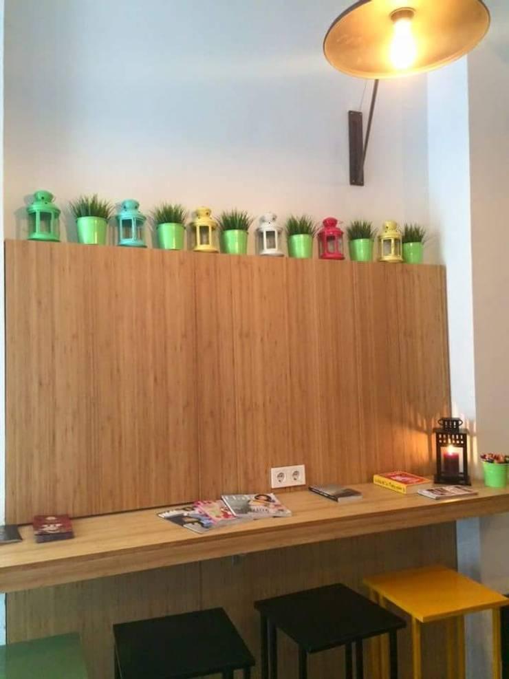 Cemre mobilya imalat ve dekorasyon – Musteri bankosu:  tarz İç Dekorasyon