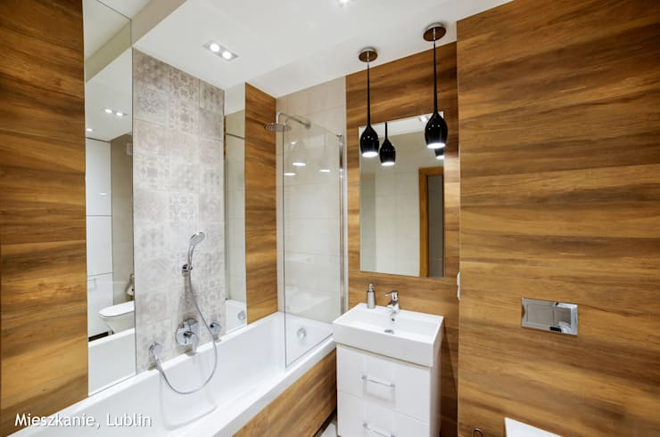 Auraprojekt의  욕실