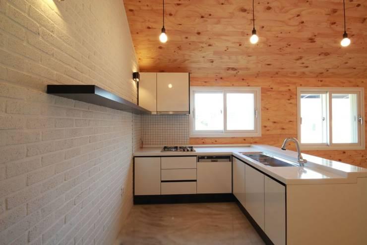 풍세 오누이 집: 구름집의  주방