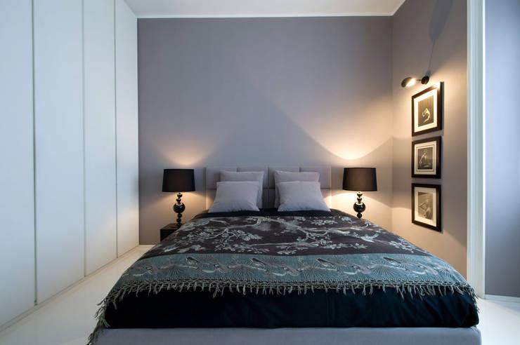 غرفة نوم تنفيذ Raffaella Alessandra Calzoni