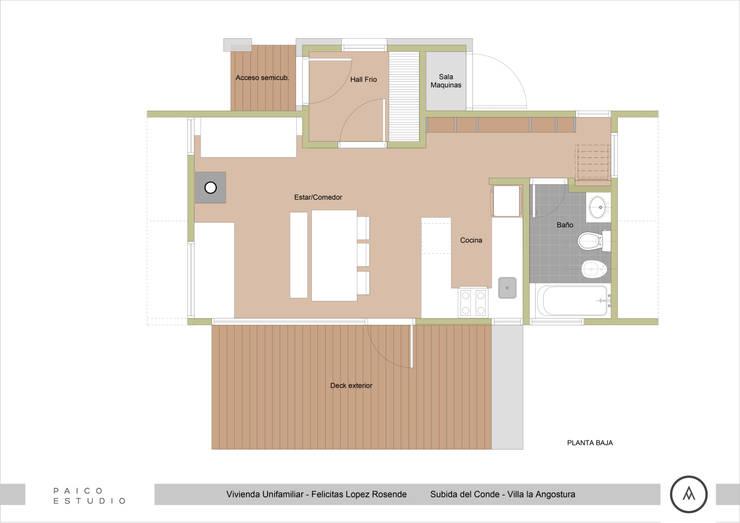 Wohnzimmer von Paico, Modern