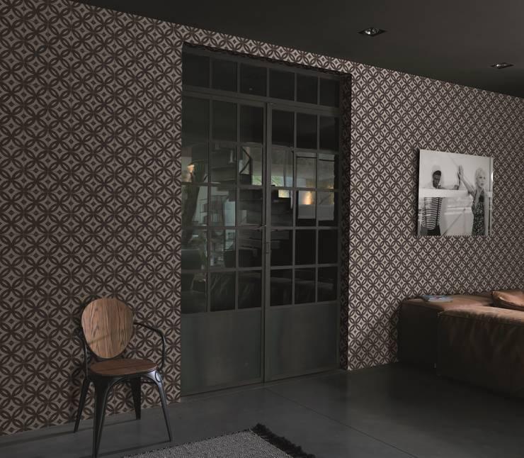 HannaHome Dekorasyon  – Duvar kağıdında fotorealizmin izleri… : modern tarz , Modern