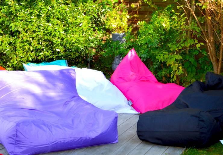 Projekty,  Ogród zaprojektowane przez Baggysmith