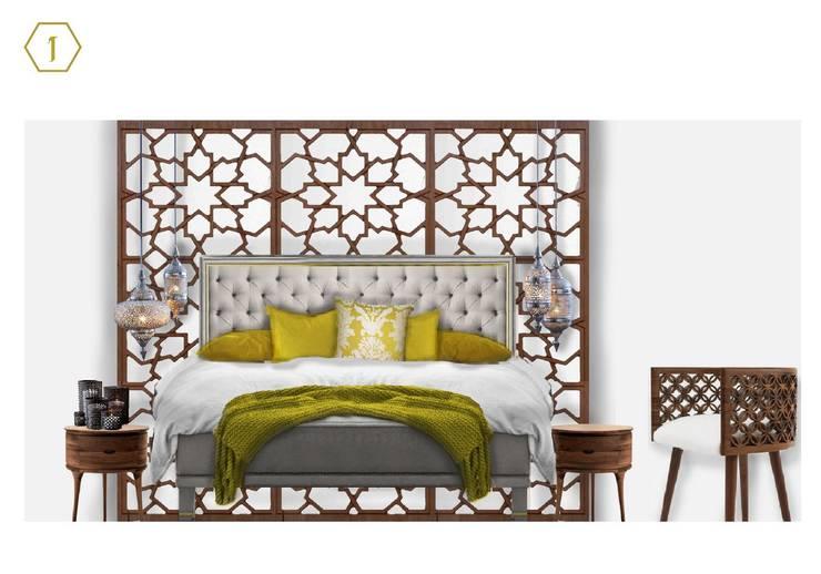 Hoteles de estilo asiático de PROJECT AB Asiático