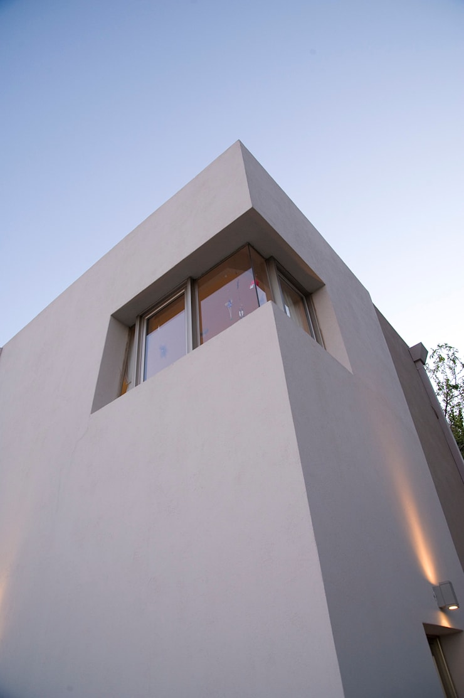 Detalle Exterior 04: Casas de estilo  por Poggi Schmit Arquitectura,Moderno