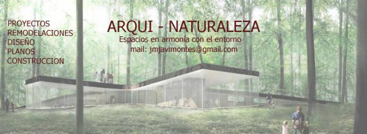 ARQUI - NATURALEZA:  de estilo  por ARQUI - NATURALEZA