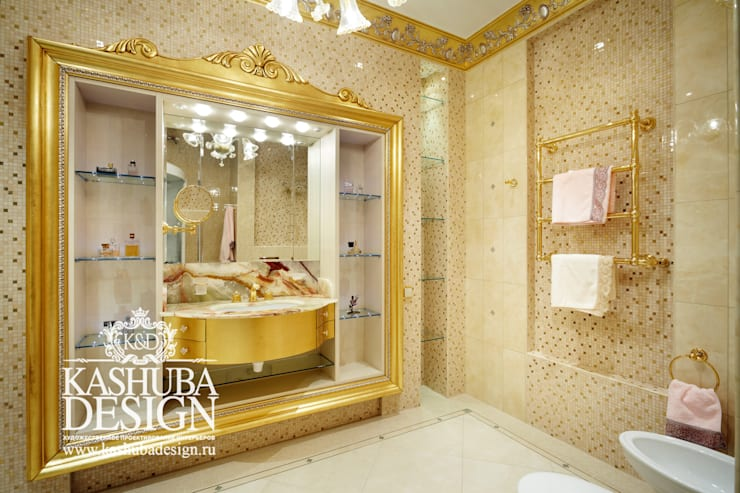 Bathroom by KASHUBA DESIGN