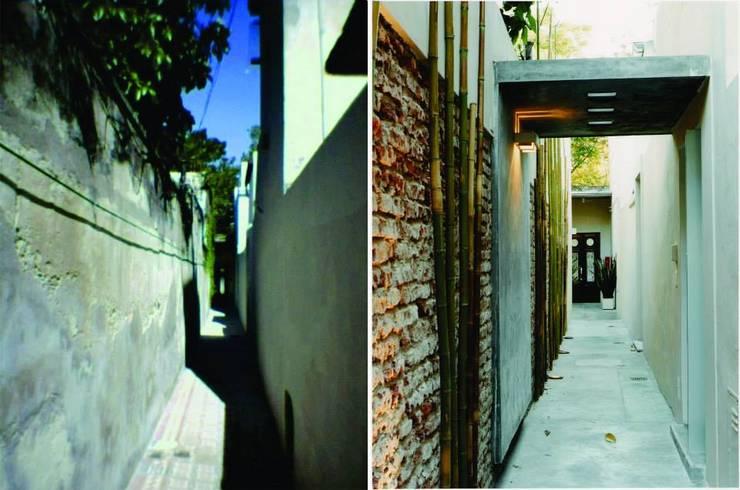Todo tiene un inicio… de Verde Urbano Arquitectura