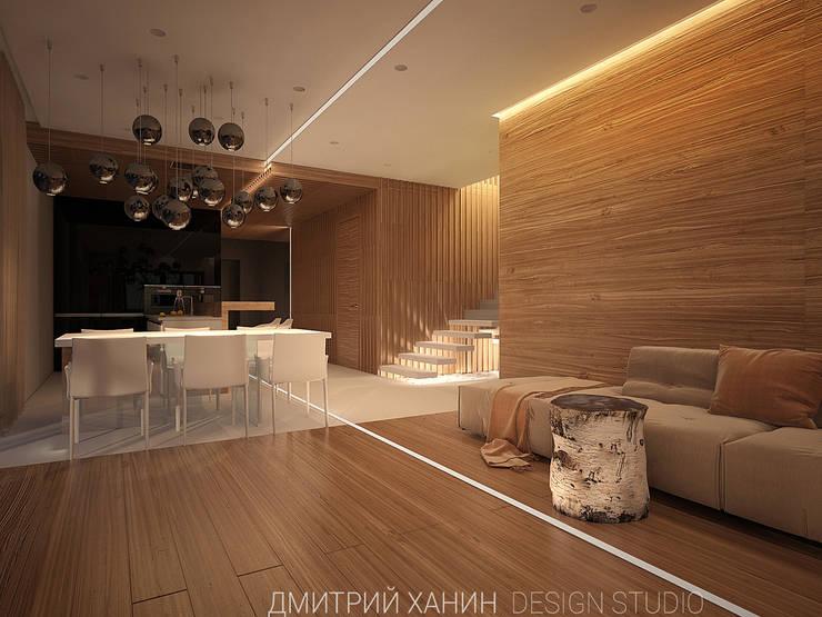 Houses by Dmitriy Khanin