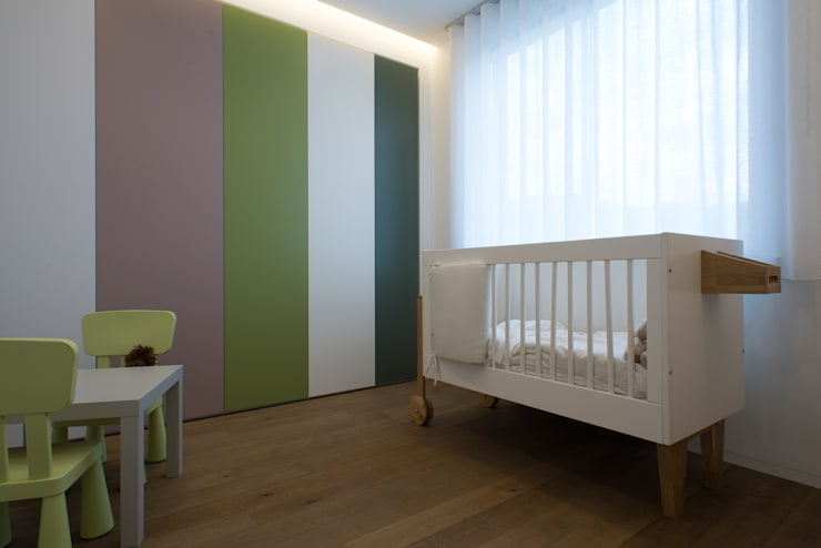 غرفة الاطفال تنفيذ Mario Ferrara