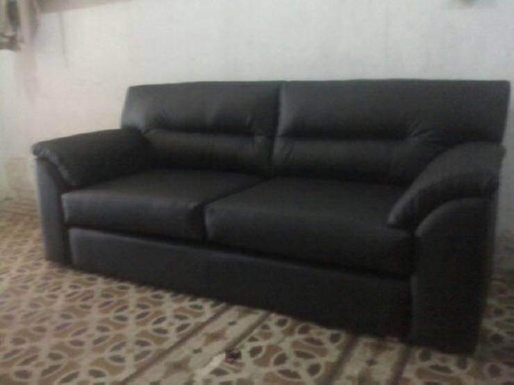 Sofa de 2 PUESTOS : Hogar de estilo  por MUEBLES DOXA