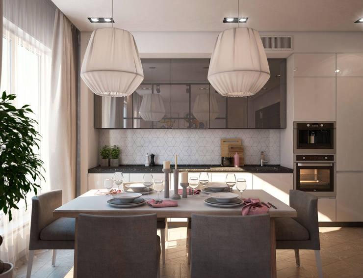 Küche von tatarintsevadesign