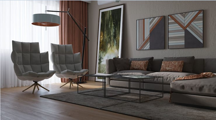 RicH İçmimarlık – mobilya tasarım:  tarz