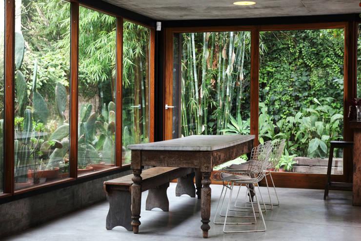 溫室 by Arquitecto Alejandro Sticotti