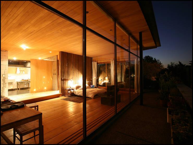 Terrazas de estilo  de Arquitecto Alejandro Sticotti