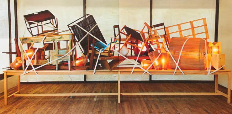 Net Muebles: Estudio de estilo  por Arquitecto Alejandro Sticotti