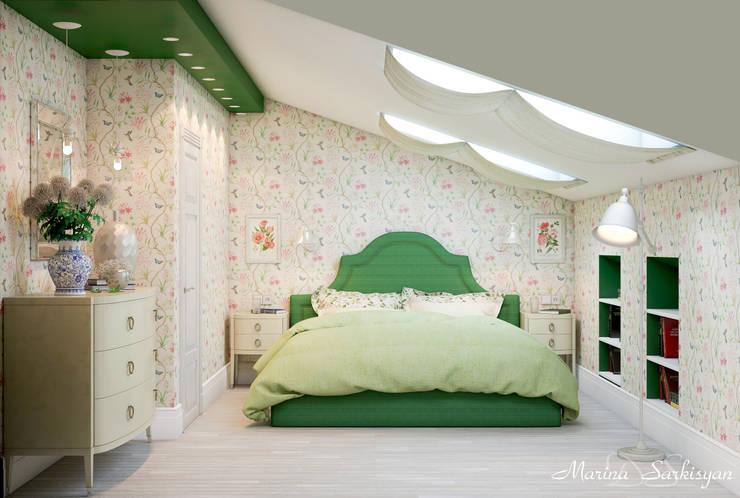 Marina Sarkisyan의  침실