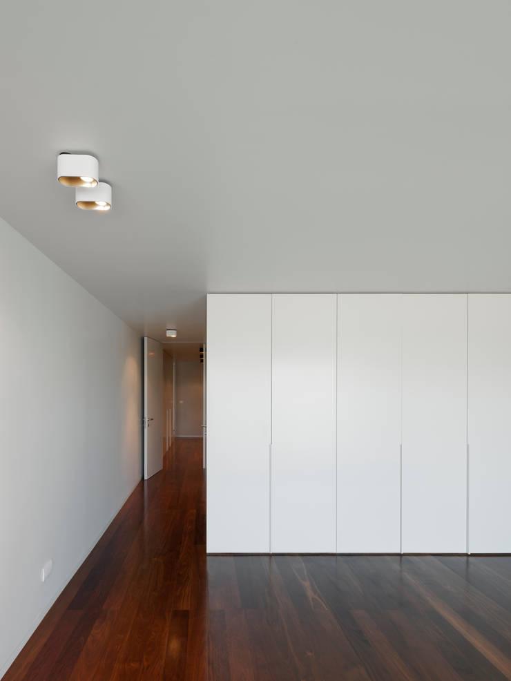 Habitaciones modernas de ABPROJECTOS Moderno