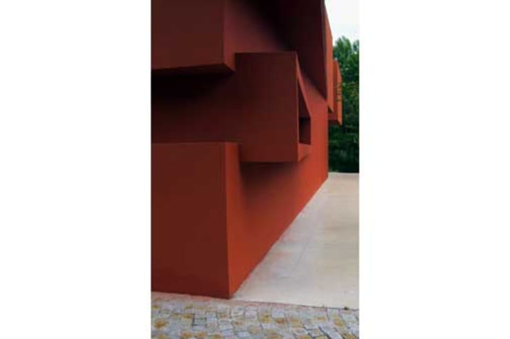 Biblioteca Municipal de Sever do Vouga: Locais de eventos  por mube arquitectura