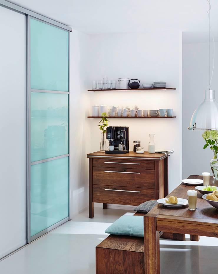 In einer geschmackvollen Küche… :  Küche von Elfa Deutschland GmbH
