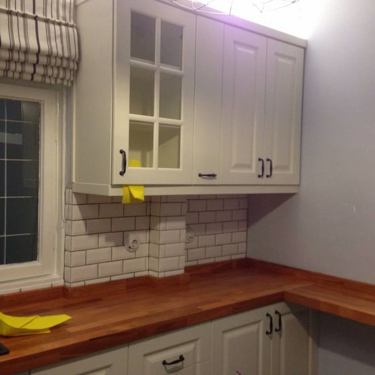 Altuncu İç Mimari Dekorasyon – Silivri: kırsal tarz tarz Mutfak