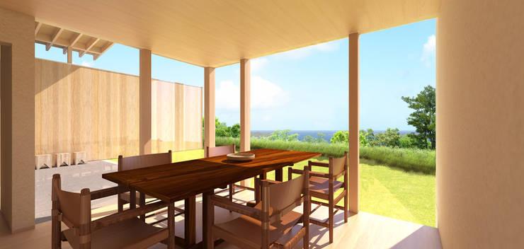 餐廳 by エイチ・アンド一級建築士事務所 H& Architects & Associates