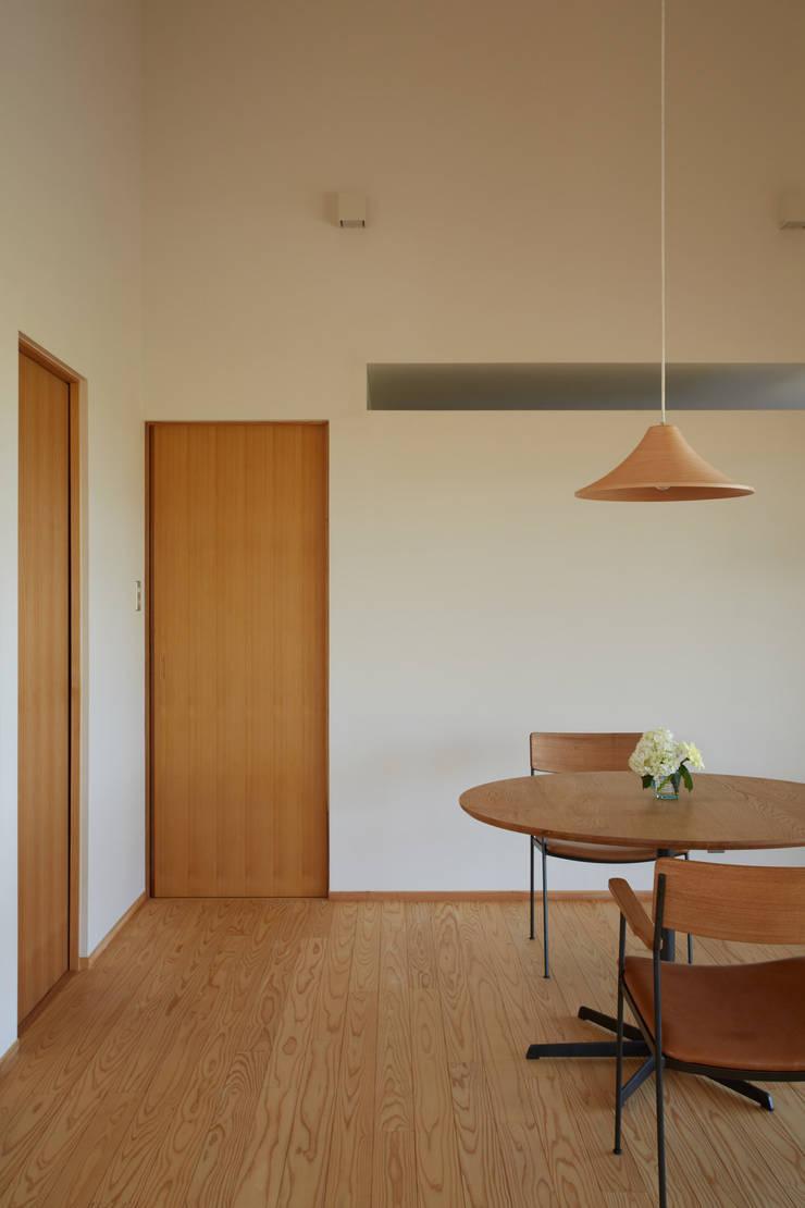 ダイチノイエ: toki Architect design officeが手掛けたダイニングです。